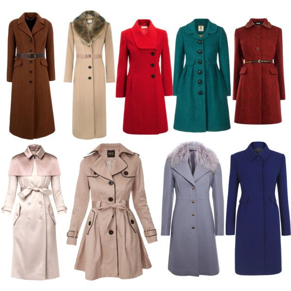 """""""Soft Classic coats"""" by wichy on Polyvore"""