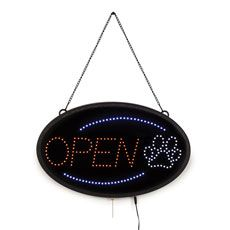 "Business Builders LED ""Open"" Signs 
