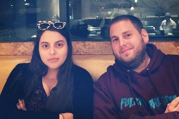 137ef1c75fc 11 Photos That Prove Jonah Hill And Beanie Feldstein Are The Ultimate  Sibling Goals