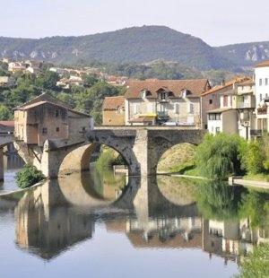 Millau, Aveyron.