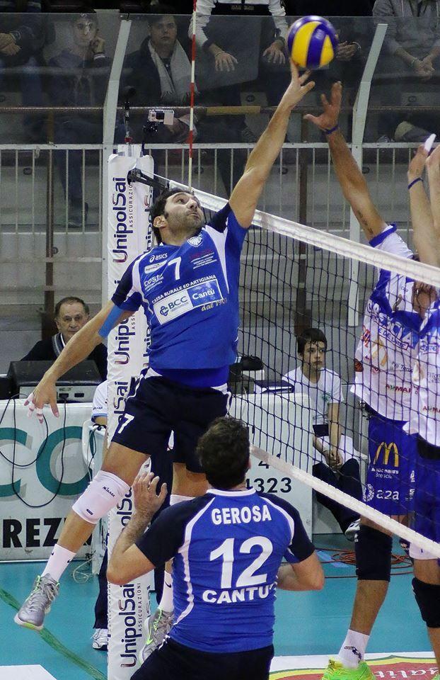 Volley serie A: Cantù ancora ko lontano dal Parini - Basket e Volley in rete