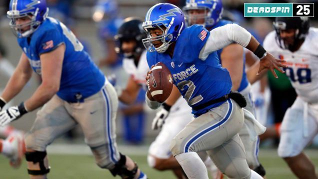 Air Force Is Ready To Run But Can Its Defense Keep Up?
