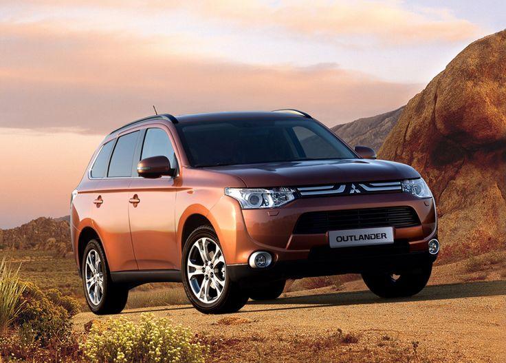 Nuevo Mitsubishi Outlander 2012