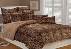 Cheetah print bedding is exciting and bold in the bedroom. Choose the perfect style of Cheetah print bedding for your bedroom decor. Also find...