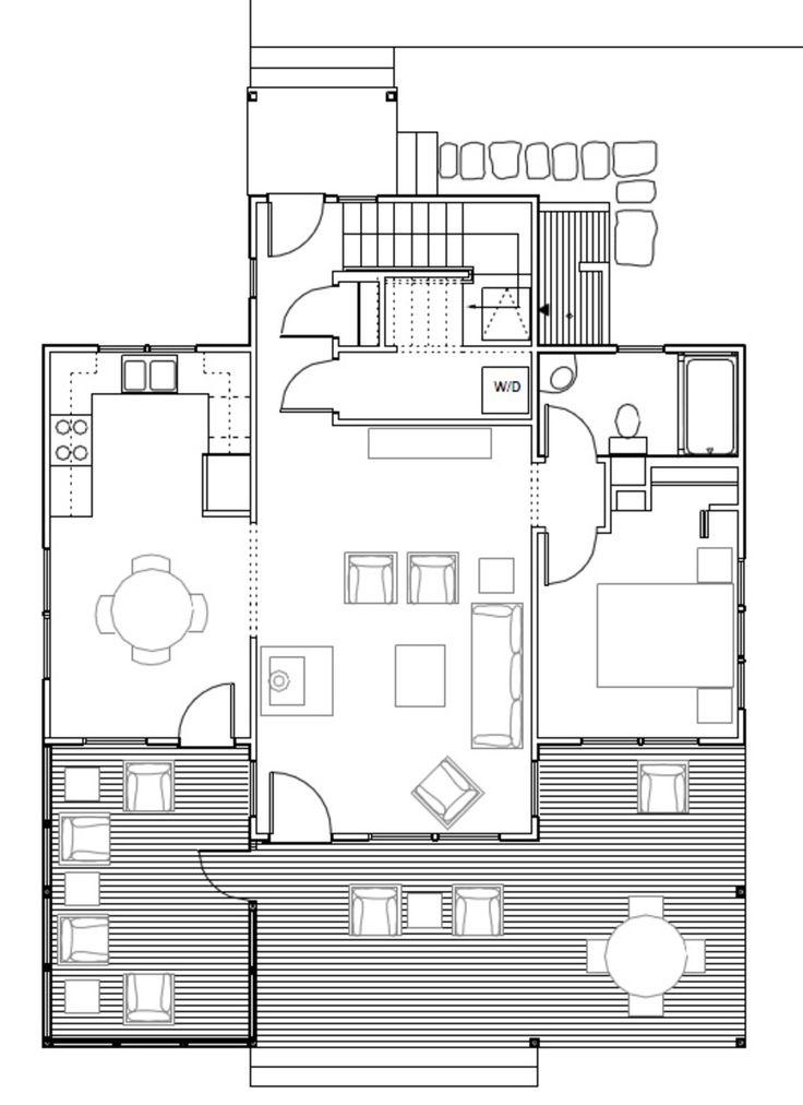 114 best tiny house no loft images on Pinterest Tiny homes