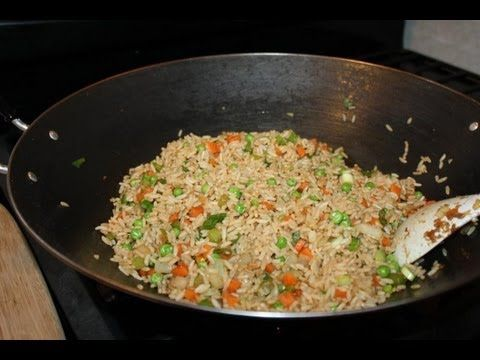 Caribbean Veggie Fried Rice:  Recipe for making vegetable fried rice. With the strong Chinese influence we have in the Caribbean, fried rice is a common dish enjoyed throughout the islands. Stemming from the Chinese laborers who came to the Caribbean after slavery, you'll find many Chinese dishes cooked on the islands, with a unique Caribbean twist. i do hope you give this v...