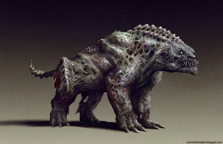 Creature Concept, Brent Hollowell on ArtStation at https://www.artstation.com/artwork/creature-concept-d0583fc3-a31d-4402-8bcf-5c4d86a5bfe7