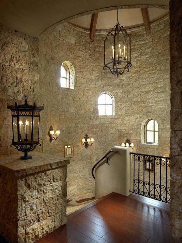 21 Amazing Tuscan Living Room Designs: Elegant Tuscan Estate In Aspen