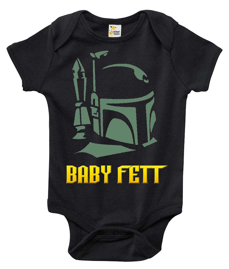 The Star Wars Baby Onesie That Wins The Hearts of All. Out with the boring…