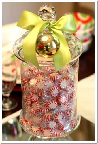 Christmas Ornament Container