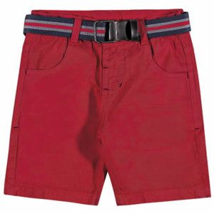 Bermuda infantil masculina sarja - Quimby   Xameguinho - Moda Infantil