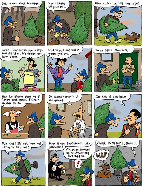 Strip Opa. Thema : kerst & http://www.bloggen.be/boerinzondernaam/archief.php?ID=2826445