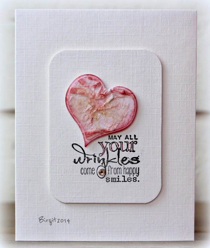 card by Birgit