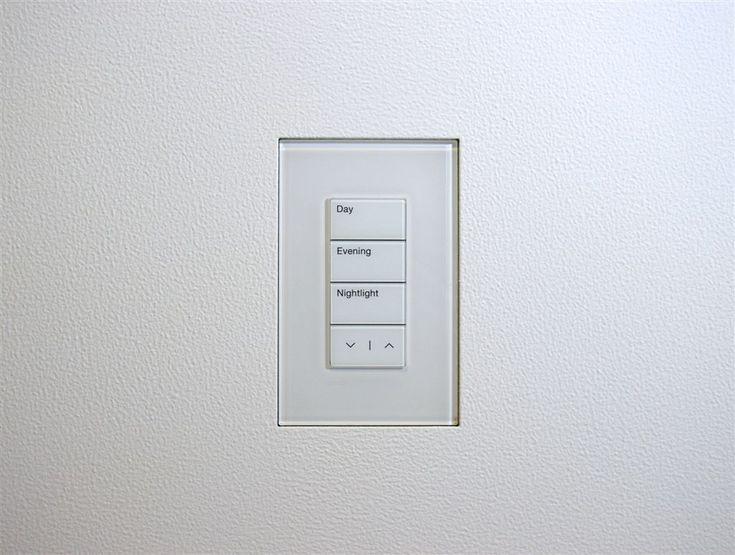 Wall-Smart for Lutron Palladiom US Glass
