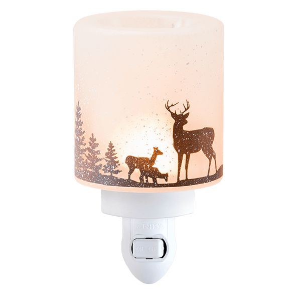 Wildlife Scentsy Mini Warmer $20. Deer Silhouette Scentsy. The sun begins its ascent, casting a tranquil moment in perfect silhouette.