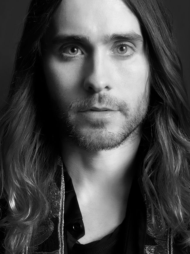 Jared Leto is on his way to taking over my love for Hugh wonder if he likes big birds ???