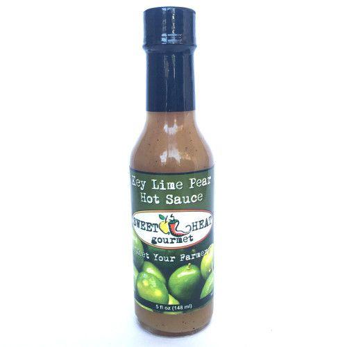Key Lime Pear Hot Sauce
