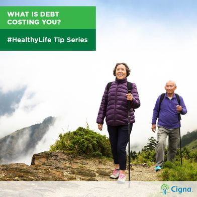 #HealthyLife Tip – A TD Bank study (TD Fiscal Fit Survey, 2015) found that people who are comfortable with their financial situations are more likely to stick to their fitness plans. Just like you may keep a workout log, try writing down how much you spend every day so you can help keep  your budget in check!