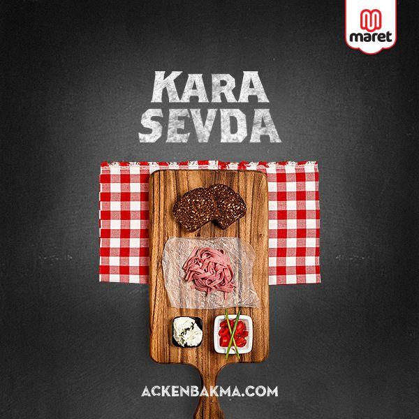 Kara Sevda - Nasıl Yaparım? http://ackenbakma.com/sandvic/kara-sevda#nasil-yaparim