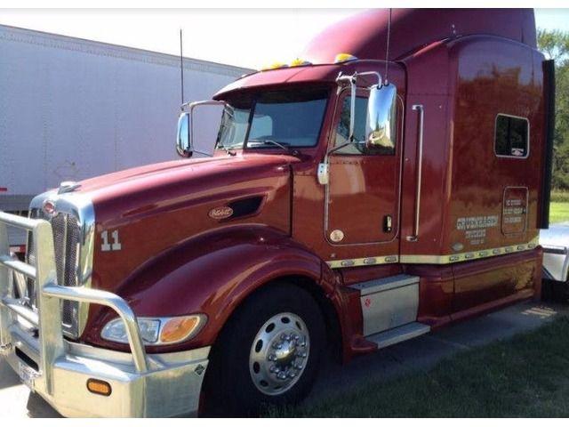 2011 Peterbilt 386 Truck For Sale