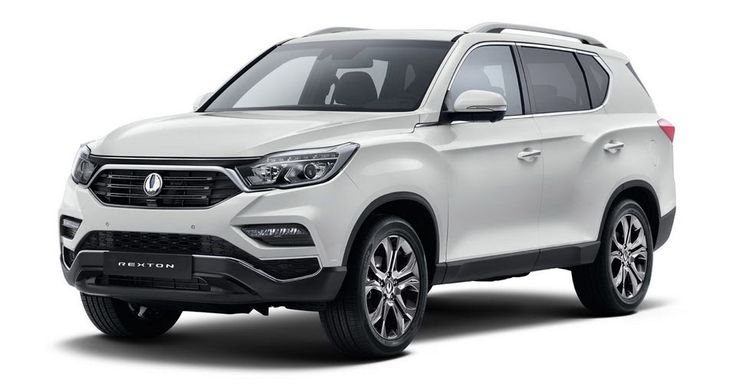 2018 SsangYong Rexton Revealed In Full At The Seoul Motor Show #Korea #New_Cars
