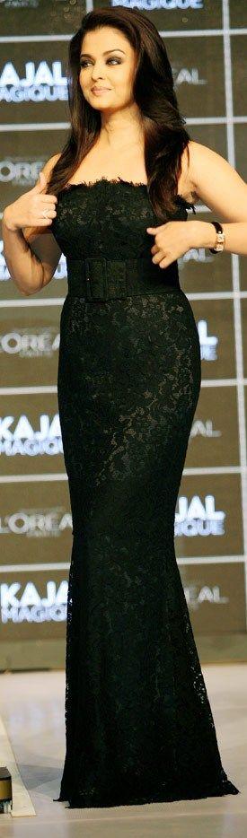 Aishwarya Rai at L'Oreal Paris, Kajal Magique Event