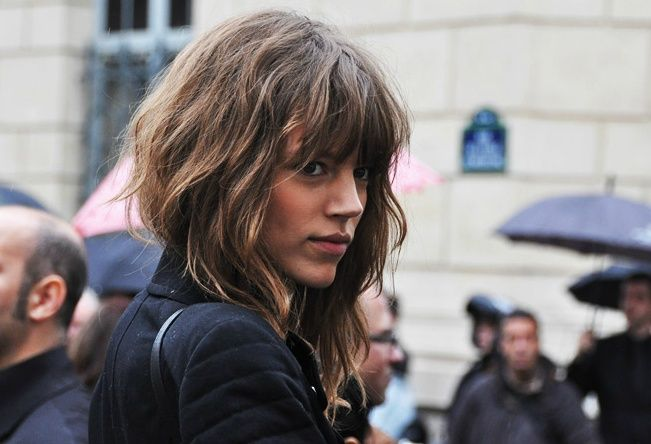 Friday Forecast: How To Style Bangs http://lcknyc.com/1cxzUve