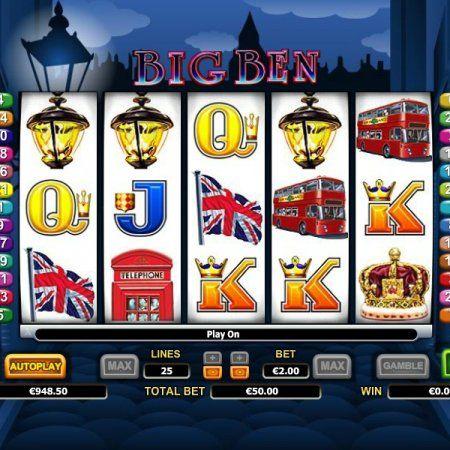 Big Ben Free Play Slot Machine