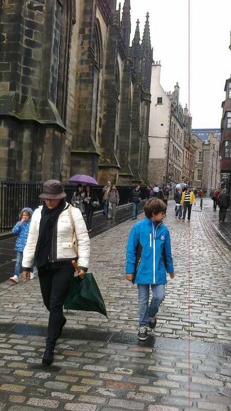 Un paseo por Edimburgo