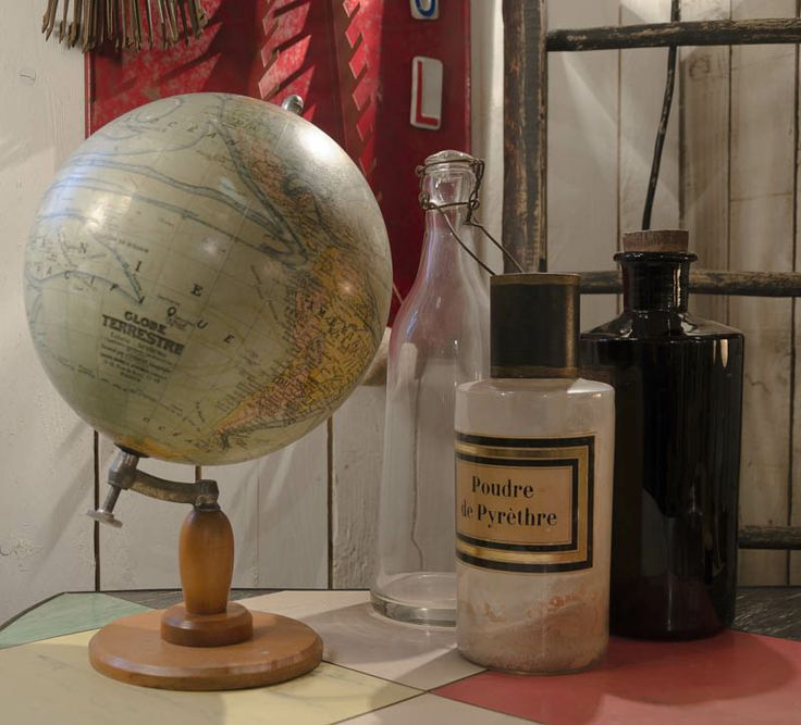 Globeterrestre brocante de la bruy re brocante de la bruy re pinterest bruy res - Brocante de la bruyere ...