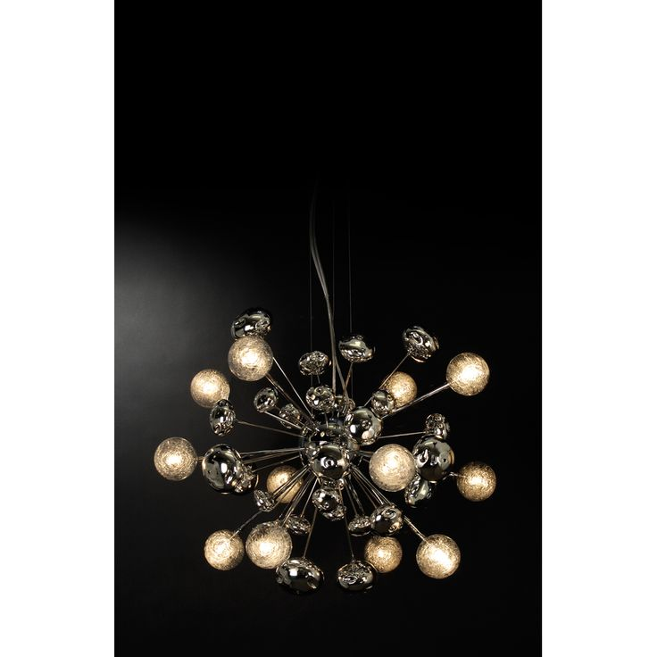 Starburst Chandelier inmod.com  sc 1 st  Pinterest & 66 best Pendants and/or Hanging Lights images on Pinterest ... azcodes.com
