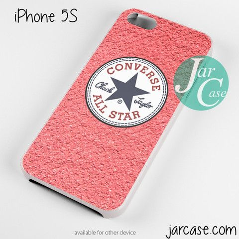pink texture converse Phone case for iPhone 4/4s/5/5c/5s/6/6 plus
