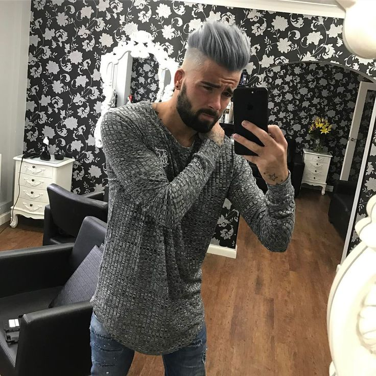 317 best mens hair images on pinterest mans hairstyle
