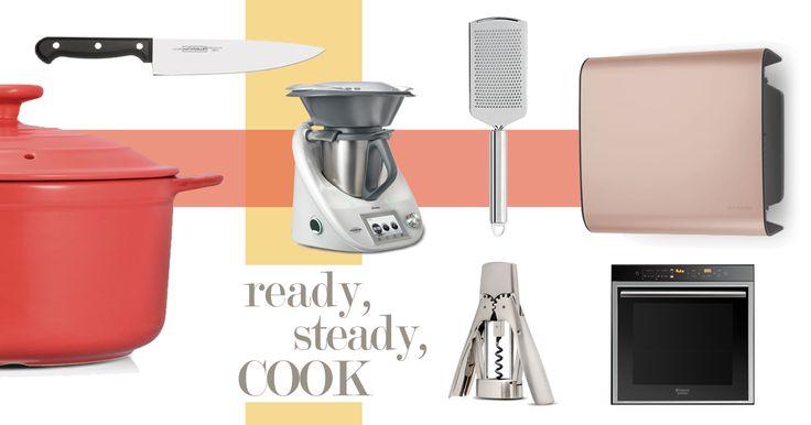 Kitchen utensils: for real chefs