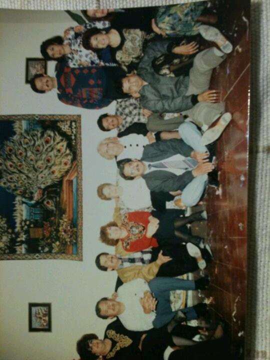 Toda la family