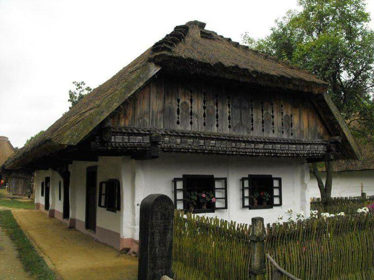 hagyományos hátraditional house