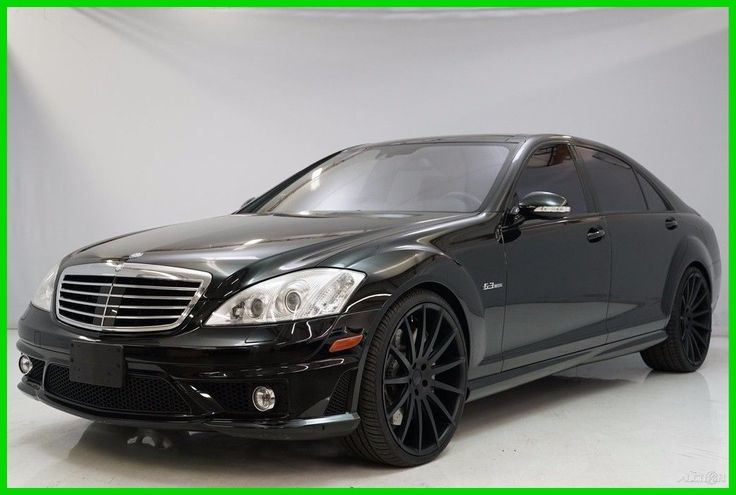 Cool Amazing 2008 Mercedes-Benz S-Class S63 AMG® 2008 S63 AMG Used 6.2L V8 32V Automatic RWD Sedan Premium 2017/2018