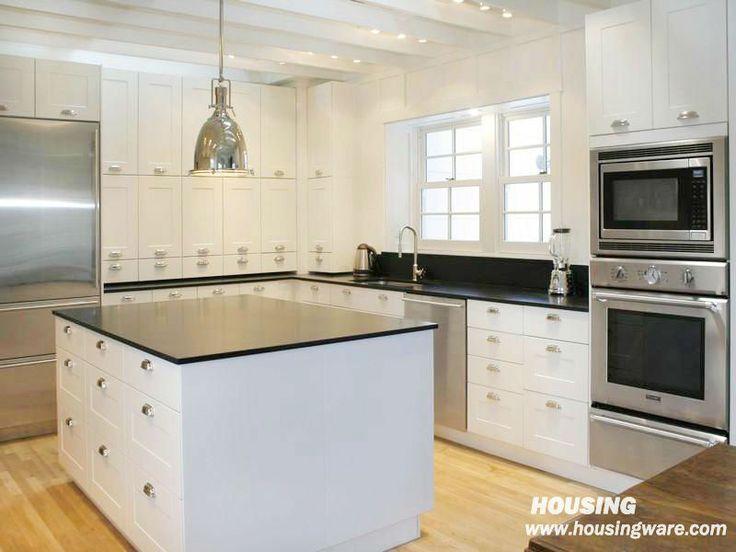 M s de 1000 ideas sobre gabinetes de cocina blancos en for Gabinetes de cocina blancos