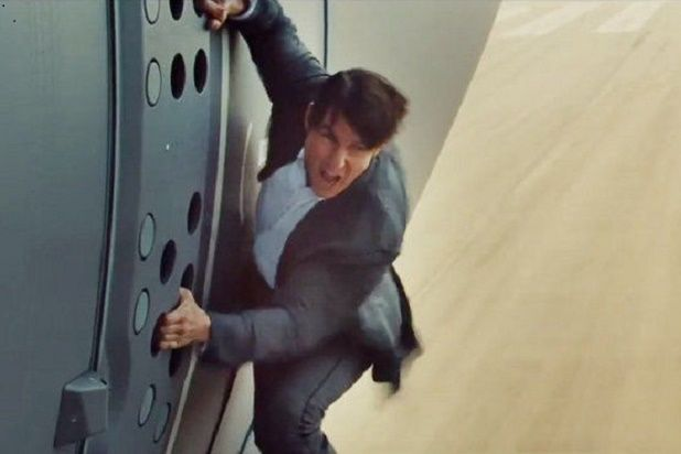 Tom Cruise's 'Mission Impossible' Blows Up Box Office With His Best Debut in a Decade