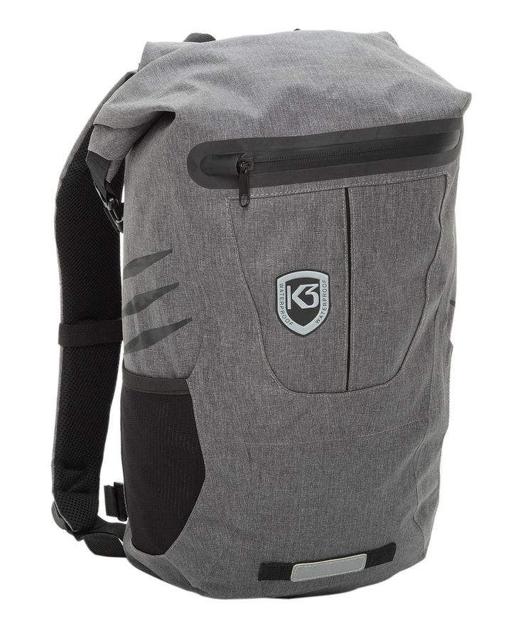 Rogue Waterproof Laptop Backpack by K3 #zulily #zulilyfinds