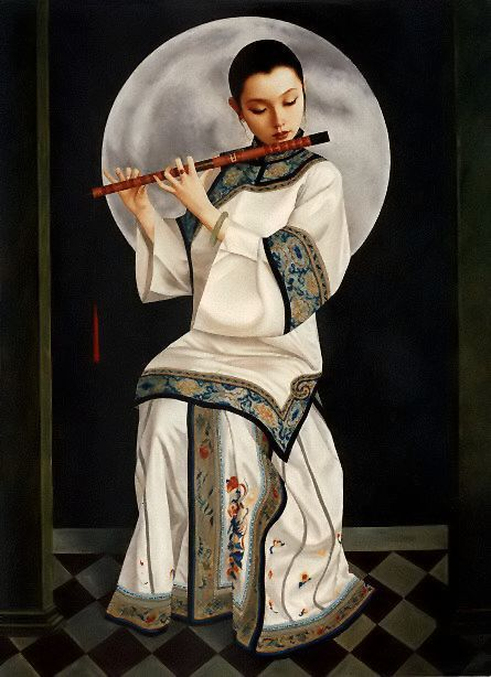 Xue Yanqun! Xue Yanqun, nascido em Dalian, China. Graduou-se Lu Xun Academia de Belas Artes, Shenyang, em 1981 e permaneceu lá para ensinar. Mais tarde, ele completou a pós-graduação e um mestrado …