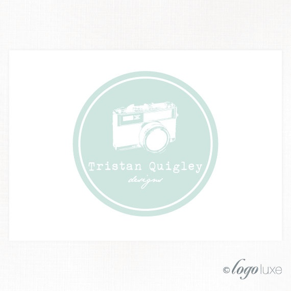 Business Card Design - Photography Watermark | Studio | Pinterest ...