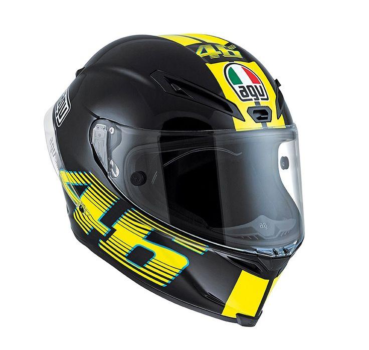 agv corsa vr46 black helmet http www championhelmets com