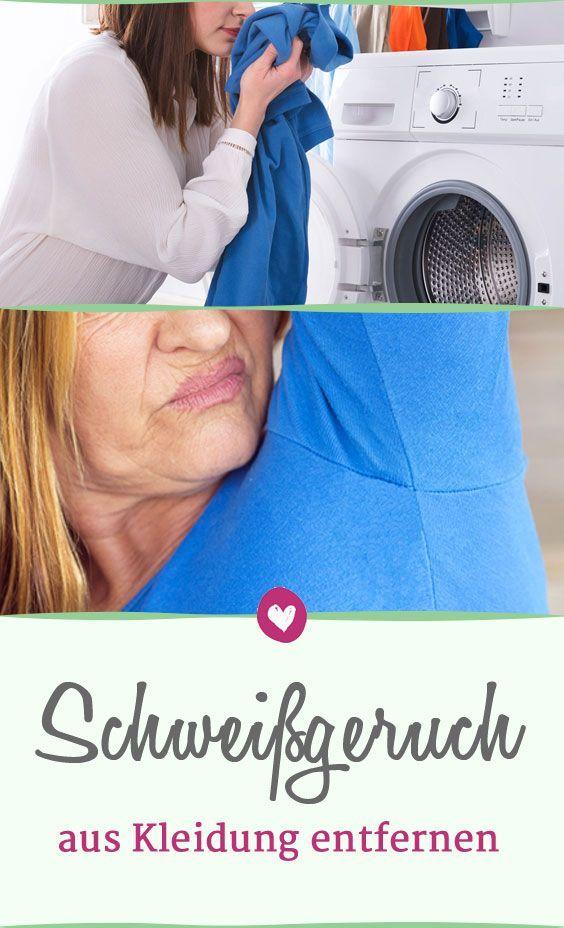 Schweißgeruch Aus Kleidung