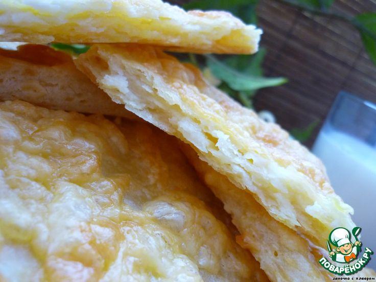 """Слойки картофельные с сыром """"Я вкусная"""" ингредиенты"""