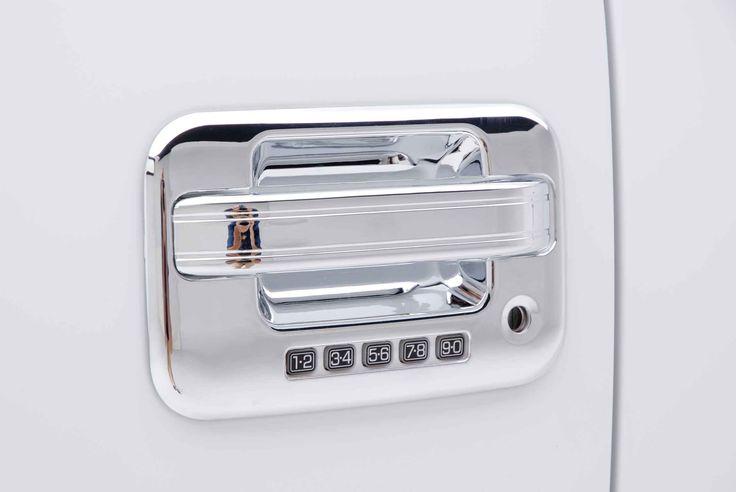 Metal Door Handles Ford F150