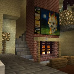 35 Best Minecraft Interior Design Images On Pinterest