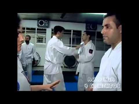 Liked on YouTube: Krav Magá - Matéria da RPCTV na Academia 4 Elementos de Curitiba