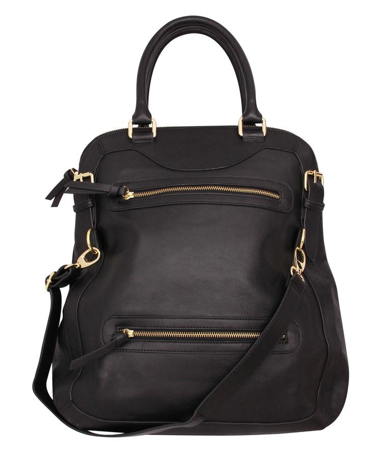 Rachael Ruddick - bay street messenger >> Nice bag
