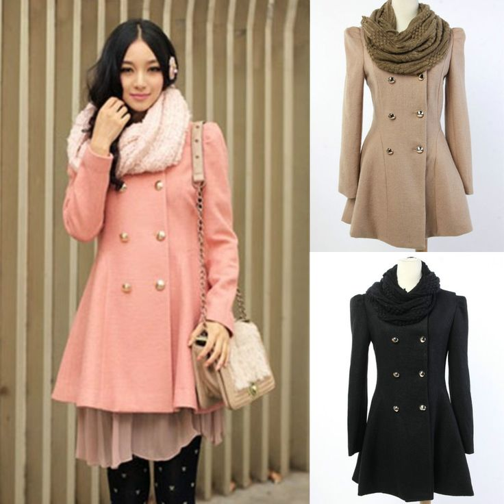 Chic Winter Coats Women : Winter Coat Women 7
